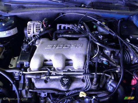 2003 chevrolet malibu sedan 3 1 liter ohv 12 valve v6