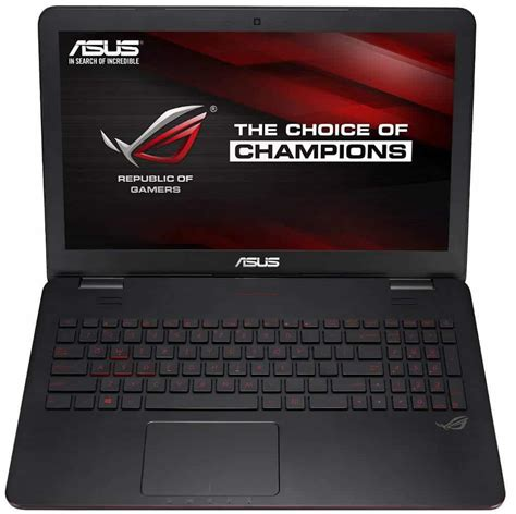 Asus Rog 15 6 Inch Gaming Laptop Review asus rog gl551jw ds71 15 6 inch reviews laptopninja