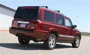 Jeep Comander 2009 Caranddriver