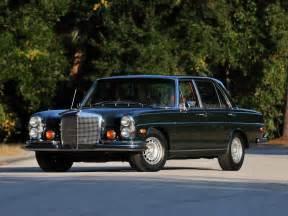 Mercedes 300sel 6 3 Mercedes 300 Sel 6 3 W109 1967 1968 1969 1970