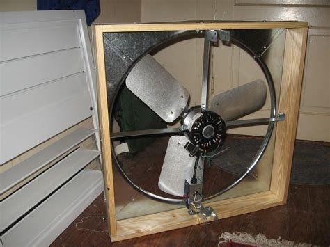 File Whole House Fan Pre Install Jpg Wikimedia Commons