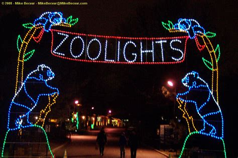 The 202 Zoolights Lights At The National Zoo