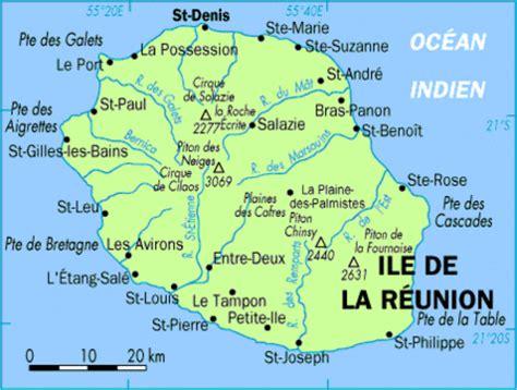 Geos Mere Et Moi Blue Map la reunion photos et histoires de cilaos station