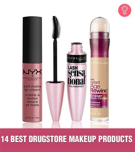 Top 14 Best Women Drugstore Makeup Products 2019 ? My