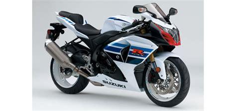 Suzuki Gsx R Series Suzuki Announces Five Motorcycle Models Fareastgizmos