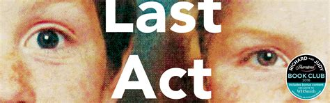 Read Opening Extracts Of Richard And Judys Summer Reads For Free by Read An Extract From The Last Act Of By Cathy