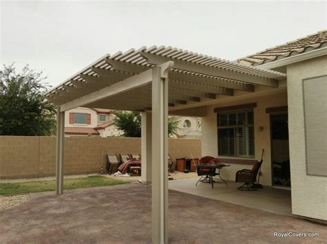 prefab aluminum patio covers commercial retractable patio