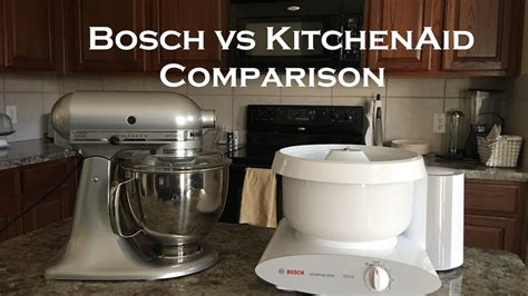 Kitchenaid Vs Bosch Bosch Mixer Vs Kitchenaid 28 Images Kitchen Awesome