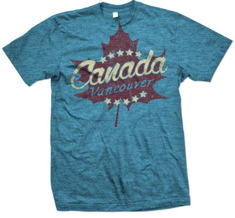 design a t shirt vancouver vancouver canadian novelty t shirt ftwinn