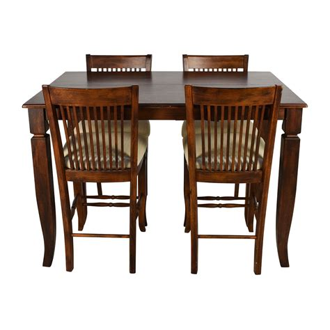 second dining table set 75 extendable dining room table set tables