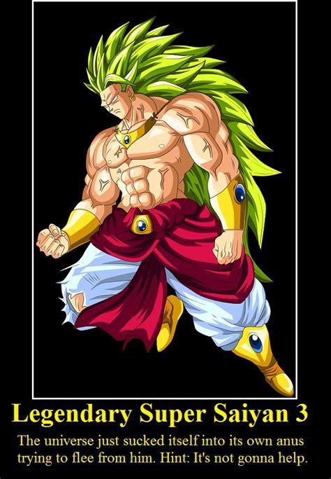 Broly Meme - broly vs omega shenron battles comic vine