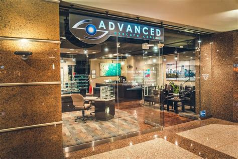 advanced eyecare centre opening hours 135 111 5 ave sw