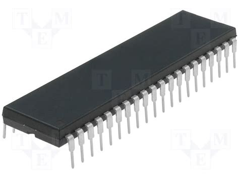 integrated circuit microcontroller integrated circuit cpu 8k flasheprom 20mhz dip40 kριτικές των χρηστών www acdcshop gr