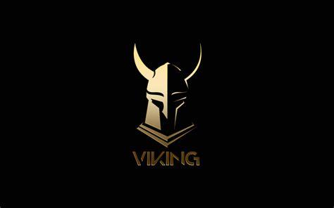 nordic boats logo modern trendy stylish viking logo for sale lobotz