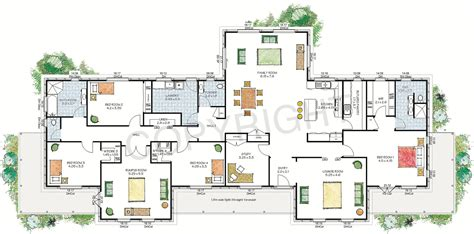 kit home floor plans paal kit homes derwent steel frame kit home reversed plan