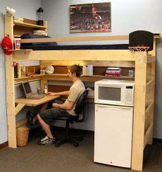 what do college students need for their rooms 1000 ideas about college loft beds on room loft beds and woodworking