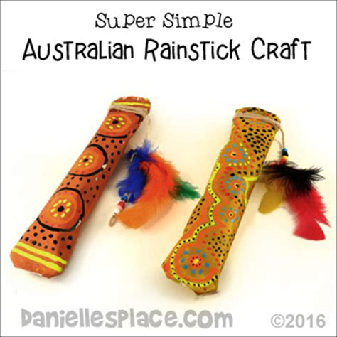 crafts for for australian crafts for