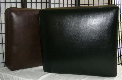 leather sofa cushion repair replacement cushions