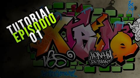 tutorial graffiti youtube tutorial photoshop graffiti ep 01 youtube