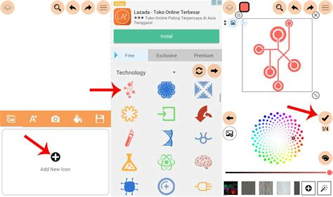 membuat web olshop cara membuat video animasi android cara membuat logo keren
