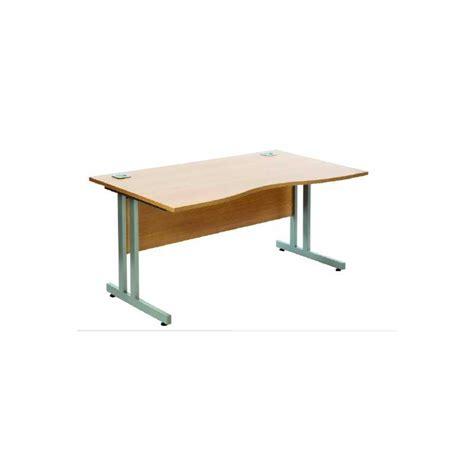 Office Desk Depth Triumph Large Wave Desk 1000 1000mm Depth