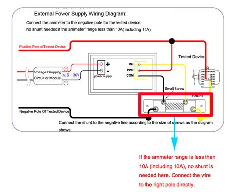 ammeter wiring diagram 28 wiring diagram images