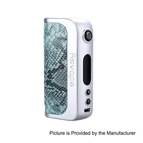 Vapevaporzo Asvape Strider Box Mod 75watt Authentic authentic asvape strider 75w vo 75 chip snakeskin tc vw