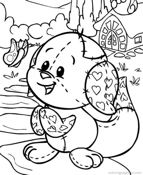neopet coloring pages coloring home