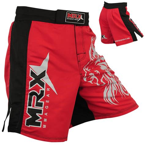 grappling shorts fight boxing kick mma gear mix martial