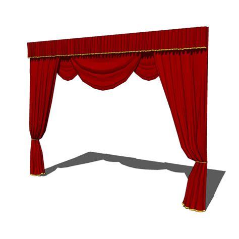 revit curtains stage curtains 3d model formfonts 3d models textures