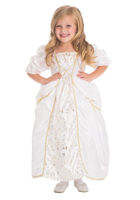 Wedding Dress Costume by Child Bridal Costume