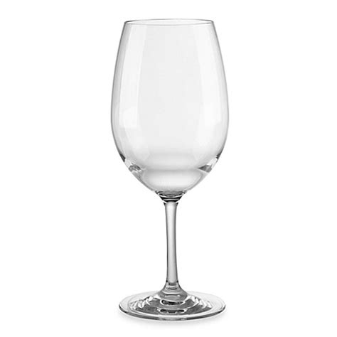 bed bath and beyond wine glasses buy tritan shatterproof white wine glass from bed bath