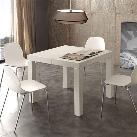 tavolo allungabile 90x90 lillestrom tavolo quadrato 90 x 90 cm allungabile a 350 cm
