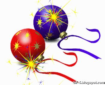 Christmas clipart animated gifs images banners balls tree animation