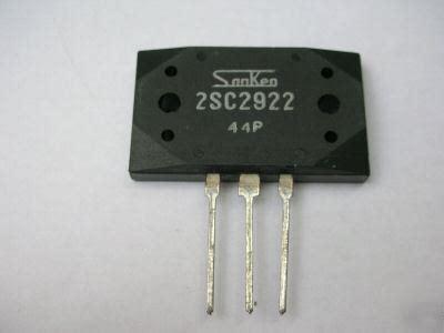 transistor sanken 2sc2922 transistor sanken 2sc2922 28 images new 2pcs sanken npn 2sc2922 c2922 audio transistor