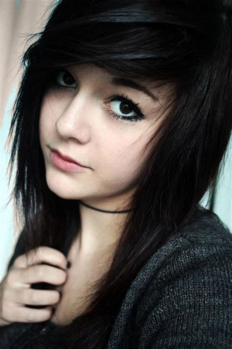 cool  sweet stylish girls emo profile pictures
