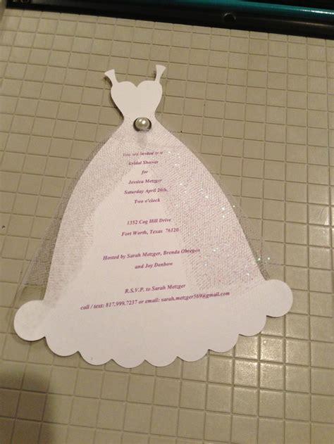 bridal shower ideas using cricut bridal shower invitations bridal shower invitations using cricut