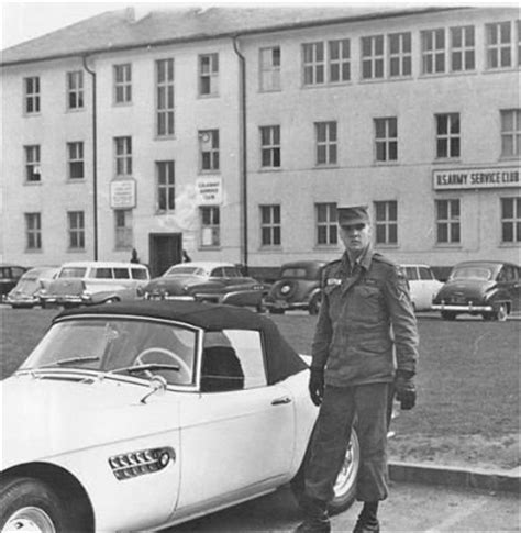 Bad Nauheim 3750 by Bmw 507 Owned By The King Elvis