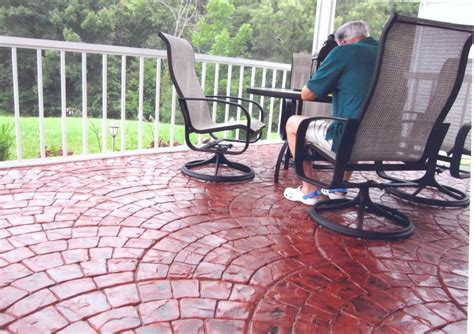 Concrete Patios San Antonio Tx by Sted Concrete Overlays In San Antonio Tx 210 491 0280