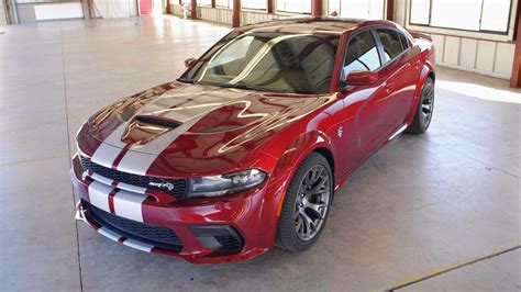 dodge charger srt hellcat widebody  trackable