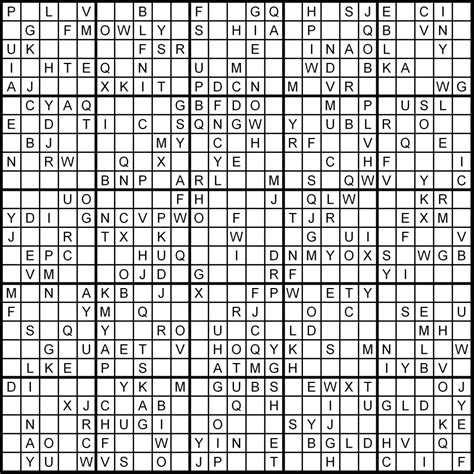 printable letter sudoku puzzles samurai sudoku puzzles print quotes