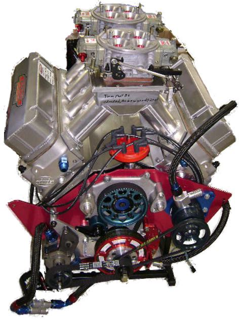 Ford Racing Engines by Gm High Performance Crate Engines Gm Free Engine Image
