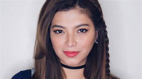 what is the haircut of angel locsin 2013 angel locsin ditches heavy makeup for a tv appearance