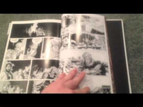 libro songs of a dead the walking dead book 1 review youtube