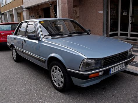 peugeot gti 1990 1990 peugeot 505 gti flickr photo sharing