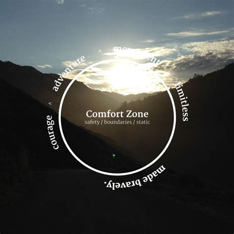 outside of your comfort zone what s outside your comfort zone made bravely pinterest