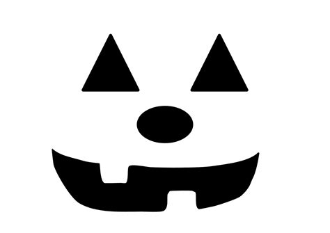 jack o lanterns templates free download cool funny jack o lantern face design pattern templates