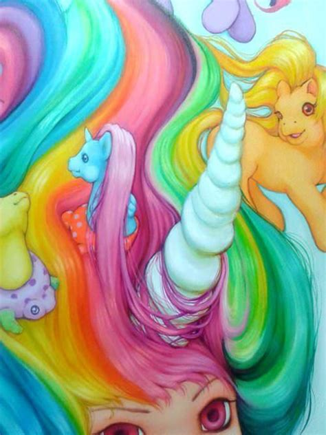 my pony painting comic paintings by camilla d errico 171