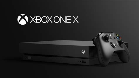 next xbox one console xbox one x is microsoft s next console arriving on