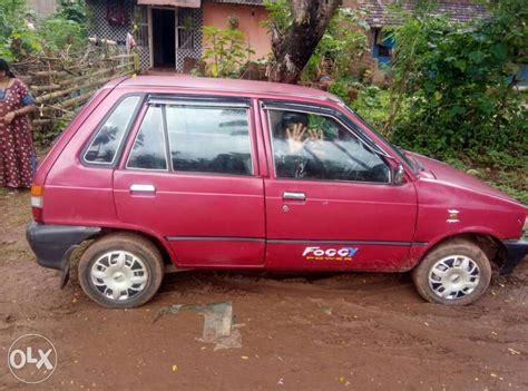 Maruti Suzuki 800 Maruti Suzuki 800 Offer Price In Now Hubballi Cars